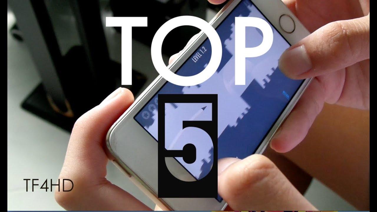 Top 5 Ios Games