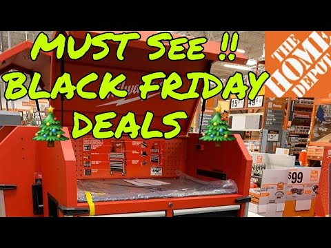 Home Depot LIVE!!! Holiday Promo Must Buy DEALS...Part 2