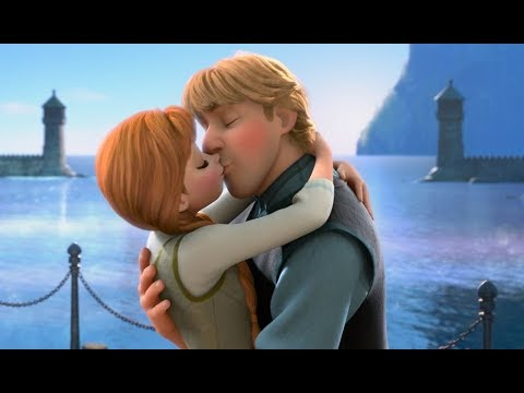 Best Animation Kisses Part 1