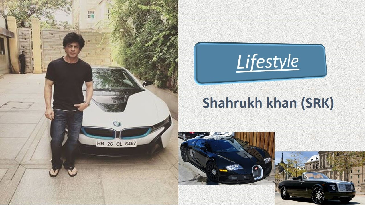 Shahrukh Khan Total income, Home, Cars, Bikes, & His ...