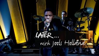 Gallant - Weight In Gold - Later… with Jools Holland - BBC Two