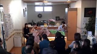 石川クリニックコンサート 2017年3月25日 たこたこあがれ、少年時代、「...