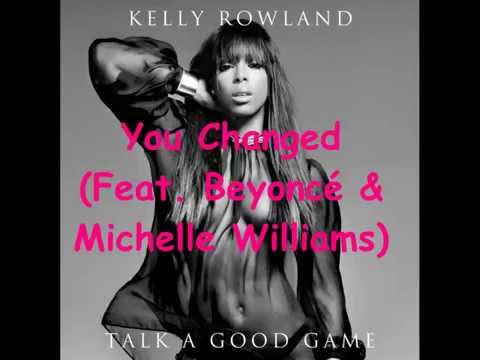 You Changed (Feat. Beyoncé & Michelle Williams) (Speed Up)