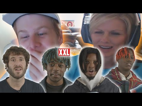 Mom reacts to XXL Cypher's