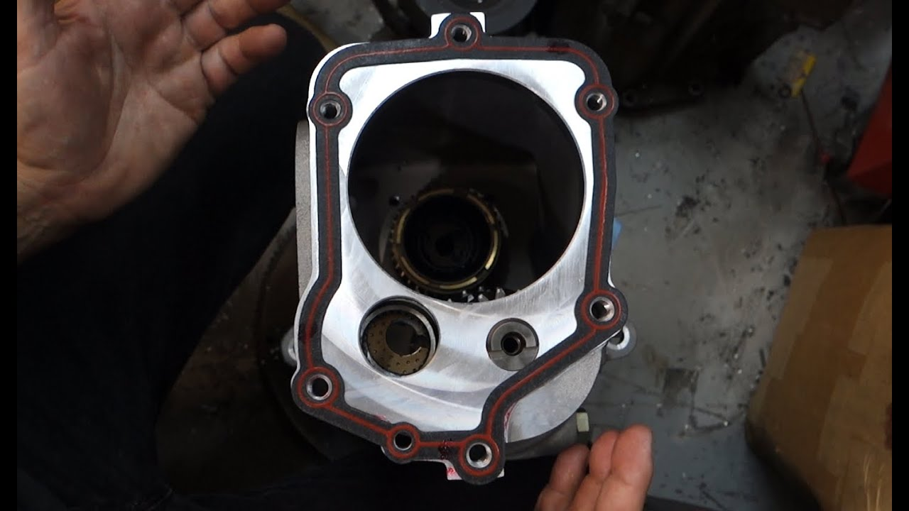 youtube muncie 4 speed rebuild