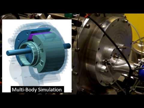 Libralato Engine Mk1 Testing