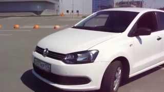 Volkswagen Polo Sedan 2010- Реальный тест-драйв (б/у)  Realniy Test Drive Фольксваген Поло седан(, 2014-08-14T04:01:18.000Z)
