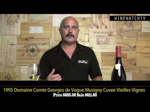 What I Drank Yesterday   1990's Vintage Burgundy Tasting - click image for video