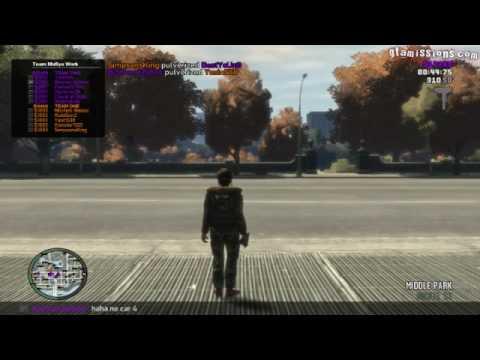 GTA IV - PC - Team Mafia Work - 30min. Forum Event Match!