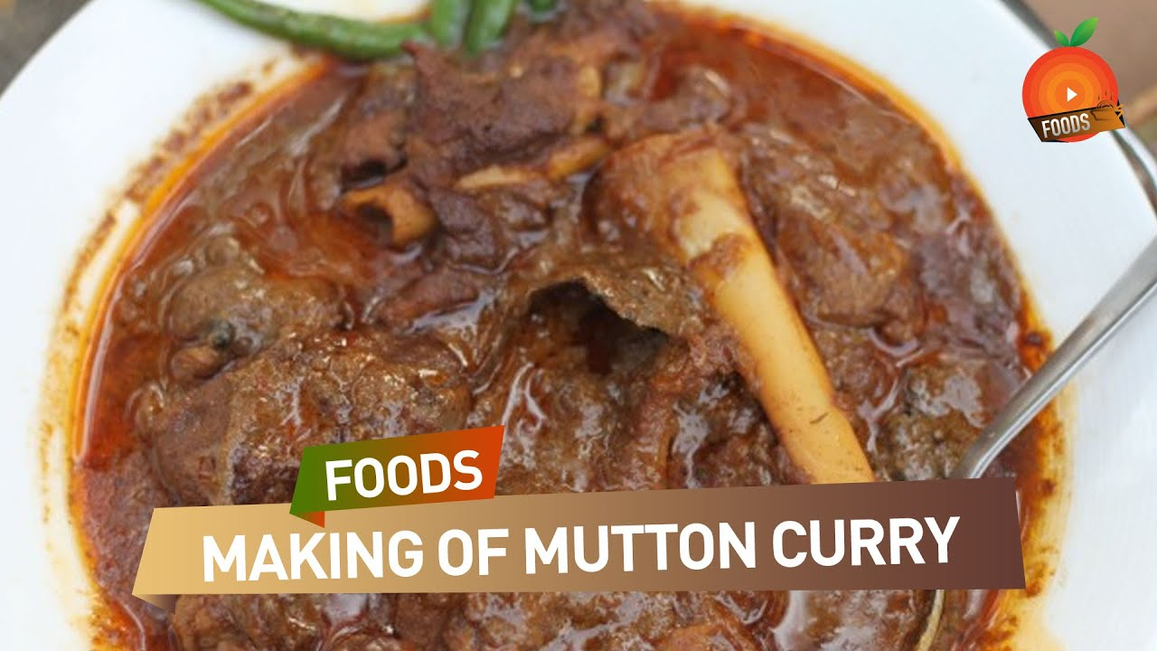 How to make mutton curry how to make mutton curry south indian recipes youtube forumfinder Images