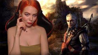 Обзор игры the Witcher 1 часть прохождение | Ведьмак #2