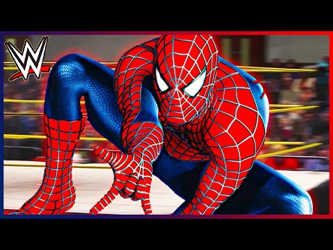 WWE 2K20 ROYAL RUMBLE dar SUNT SPIDERMAN!
