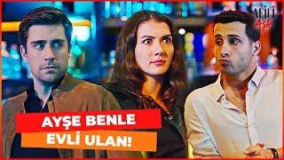 Kerem Barda Ayşe39;yi Kıskanıyor - Afili Aşk 18. Bölüm