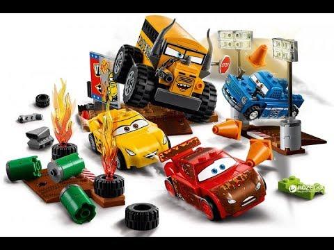 Лего Тачки 4 Молния Маквин смотреть. Игрушка Тачка Молния ...