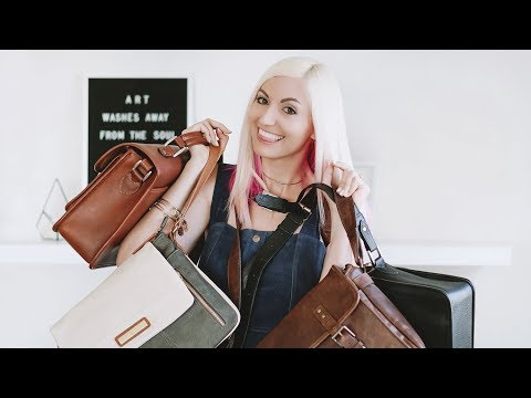 Best STYLISH Camera Bag Review 2018!