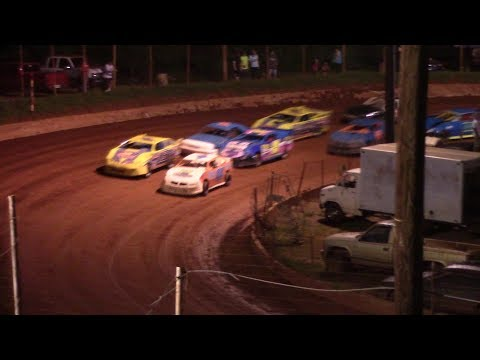 Winder Barrow Speedway Stock Four Cylinders A's 8/25/18