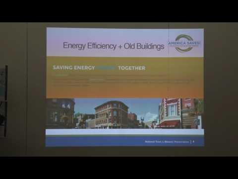 Energy Efficiency + Old Buildings