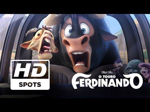 O Touro Ferdinando | Spot Oficial 2 | Dublado HD | Hoje nos cinemas