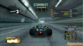 Burnout Paradise PS3 - Ranked Race on Walmart WTR - Going Coastal - HD 720p