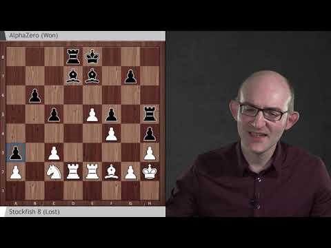 """Endgame Class"" | DeepMind's AlphaZero vs. Stockfish"