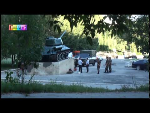 Cum vopsesti un tanc sovietic