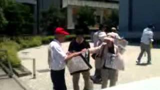 鹿児島産廃訴訟~鹿児島地裁へ住民訴訟訴状を提出! 2011年6月24日 thumbnail