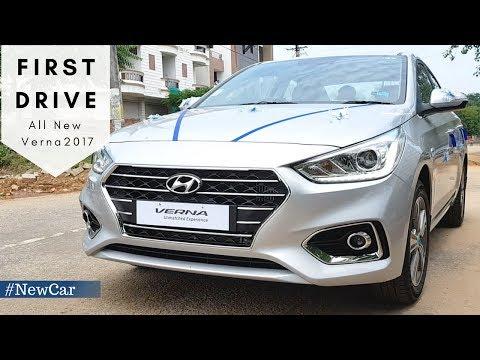 Hyundai Verna   Drive and Impressions   2017