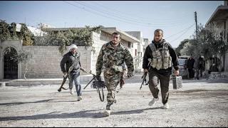أخبار عربية - وصول مقاتلي المعارضة المهجرين من وادي بردى إلى إدلب