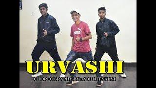 Urvashi | Yo Yo Honey Singh | Abhijit Salvi Choreography | Abhi's Dance Crew