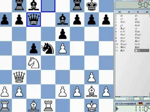 15+10 Rapid game vs. btr73186 with Dual Commentary - Catalan Opening