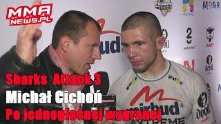 Michał Cichoń jednogłosnie skradł show podczas Sharks Attack 3