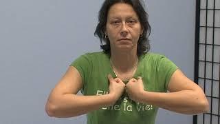 OSTEOPATHIE - rachis - thoraciques - 7 - gym pour postérioriser