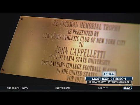 Most Iconic Person: John Cappelletti
