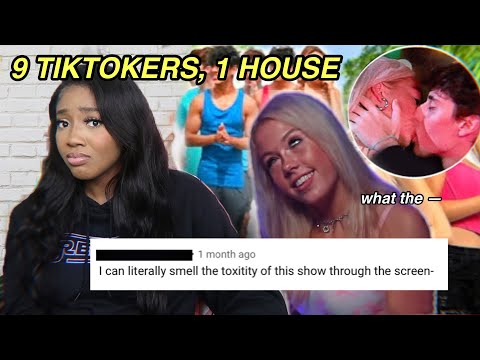 I WATCHED THE TIKTOK REALITY SHOW THAT NO ONE ASKED FOR ... AGAIN