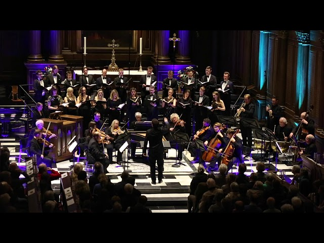 VOCES8: Worthy is the Lamb and Amen Chorus from 'Messiah' by G.F. Handel