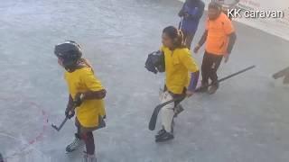 Final match, Ice hockey 19 January 2020 altit Hunza valley GB Pakistan