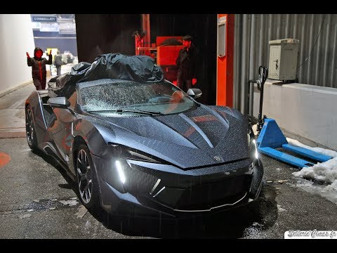 W Motors Fenyr SuperSport – Driving & Loud Sound