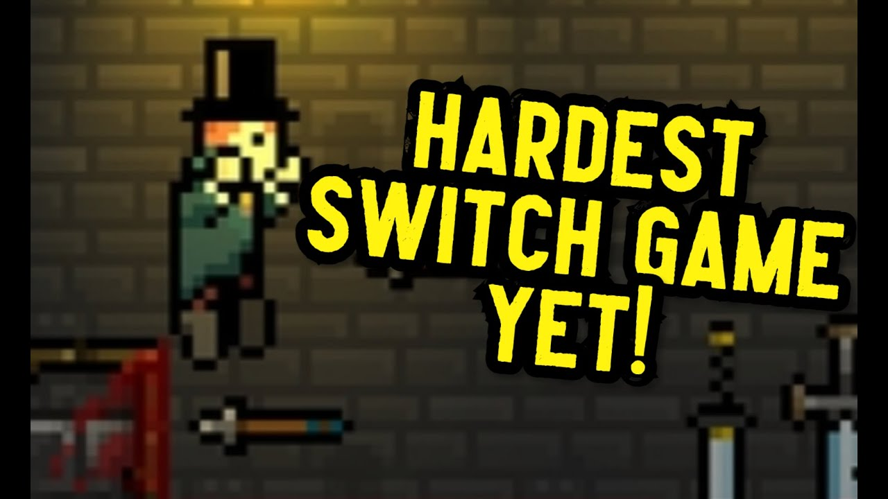 The HARDEST Switch Game Yet! - Killer Chambers for Switch