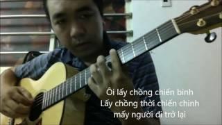 Chuyen hoa sim (Nhu Quynh) [Guitar solo] [K'K]
