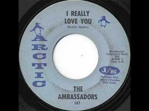 The Ambassadors - I Really Love You