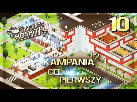 Project Hospital PL #10 - Kampania 2 -  Wyzwanie Pierwsze I Poszło :)