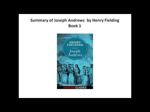 Joseph Andrews (Book 1) by Henry Fielding पूरी समरी हिंदी में पढ़े