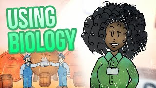 Using Biology - Official Animated Music Video