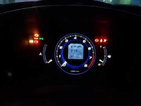 Хонда сивик 5d не заводится в -27