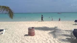 Beach at Grand Palladium Bavaro - Punta Cana
