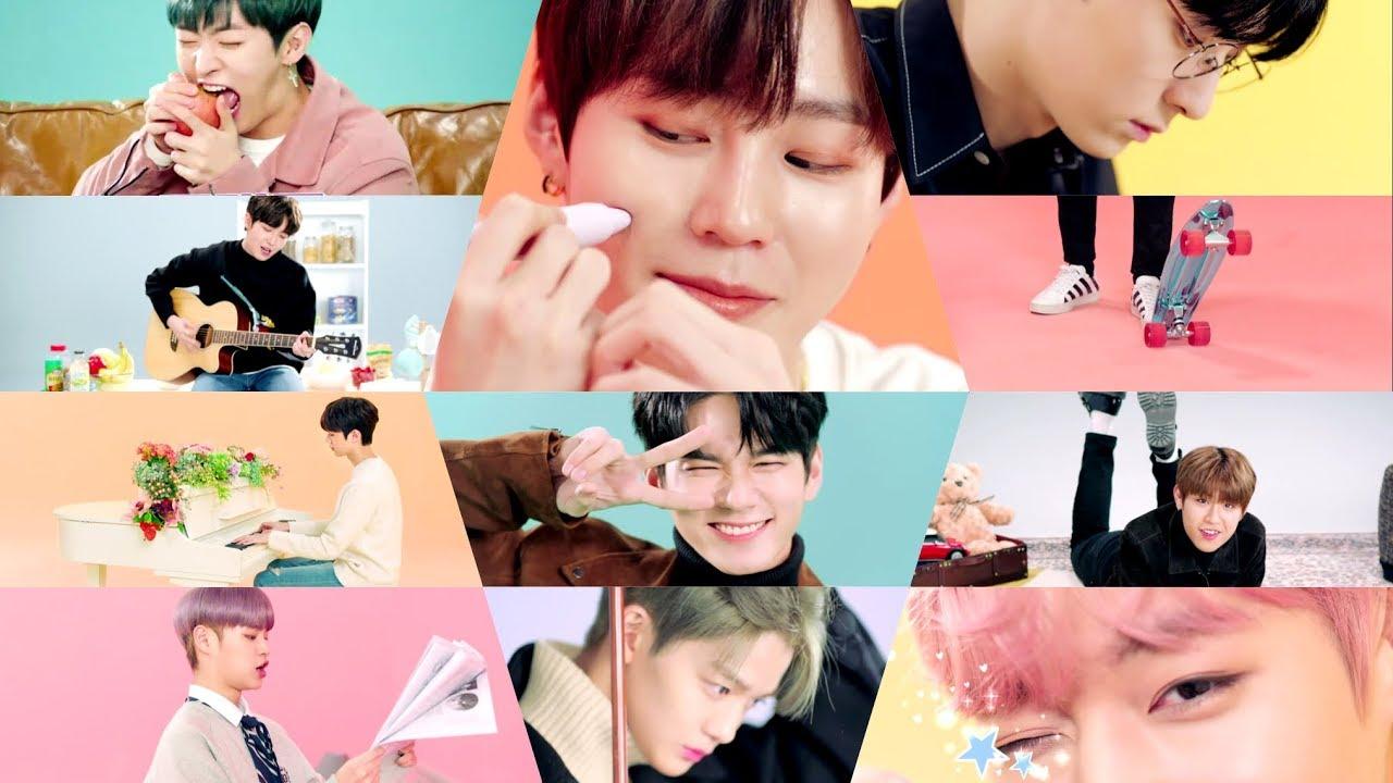 [中字]Wanna One(워너원)_Fan Con VCR//Wannable的Wishlist第三彈