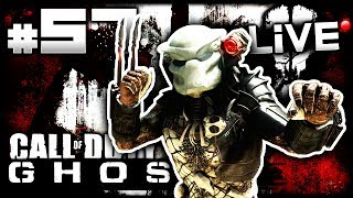 cod ghosts predator gameplay live w elite 57 call of duty ghost multiplayer gameplay