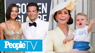 Bradley Cooper & Irina Shayk Split, Prince Louis To Make Buckingham Balcony Debut | LIVE | PeopleTV