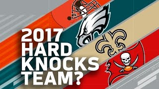 Best 2017 Hard Knocks Teams? | Good Morning Football | NFL Network