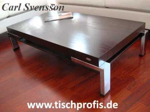 ... , Tische, Esstische, Beistelltische, Wohnzimmertische.wmv - YouTube